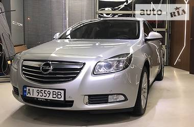 Opel Insignia Official 2011