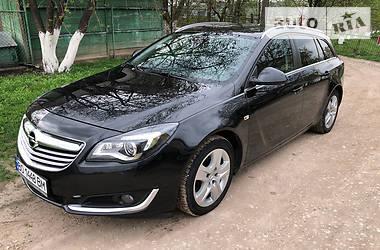 Opel Insignia 2013 в Бережанах