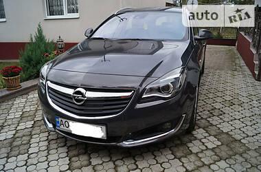 Opel Insignia 2015 в Иршаве