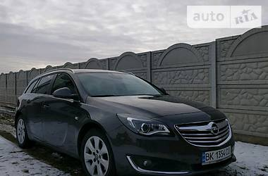 Opel Insignia 2014 в Дубно