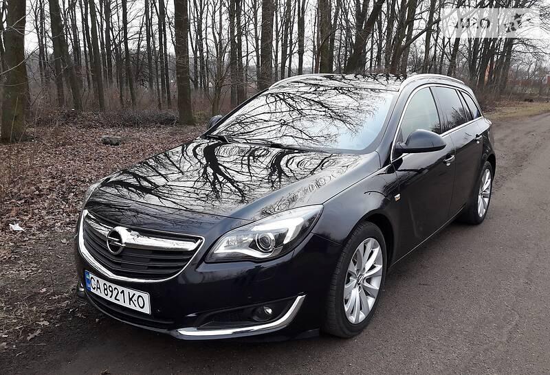 Opel Insignia 2015 в Черкассах