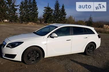 Opel Insignia 2015 в Новой Ушице