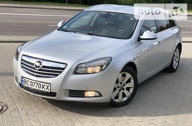 Универсал Opel Insignia 2011 в Львове