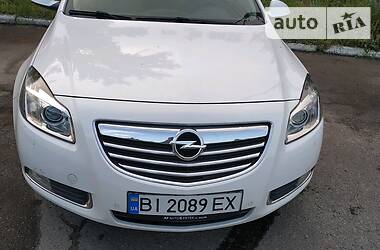 Универсал Opel Insignia 2013 в Кременчуге