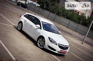 Универсал Opel Insignia 2015 в Луцке
