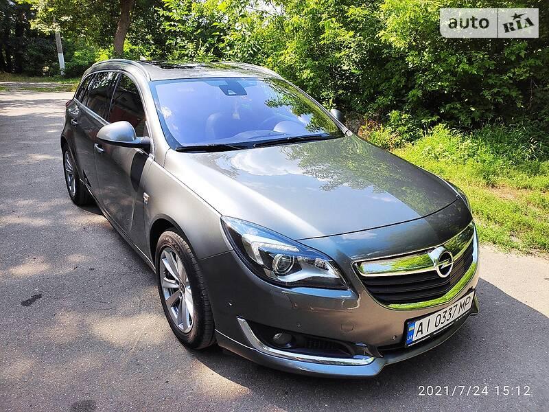 Унiверсал Opel Insignia 2016 в Кагарлику