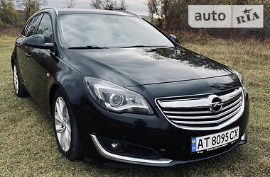 Универсал Opel Insignia 2014 в Косове