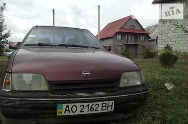 Opel Kadett 1991 в Иршаве