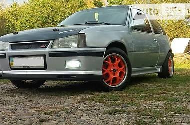Opel Kadett GSI 1990