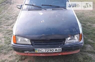 Opel Kadett 1988 в Верховине