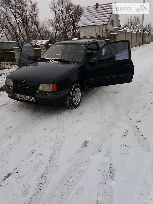 Opel Kadett combi b