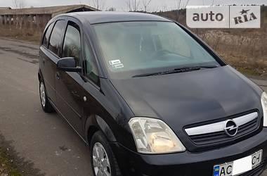Opel Meriva 2006 в Луцке