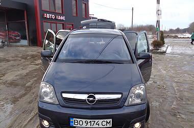 Opel Meriva 2009 в Бучаче