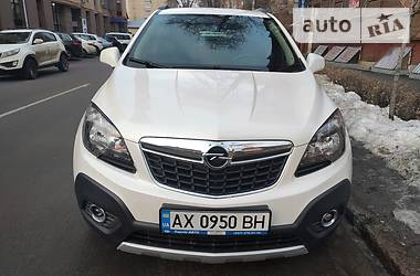 Opel Mokka 2016 в Харкові