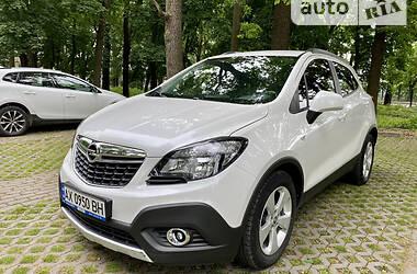 Внедорожник / Кроссовер Opel Mokka 2016 в Харькове