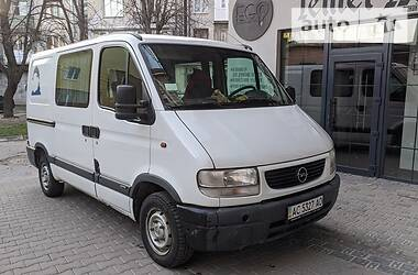 Opel Movano груз.-пасс. 1999 в Киеве