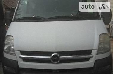 Opel Movano груз.-пасс. 2005 в Сумах