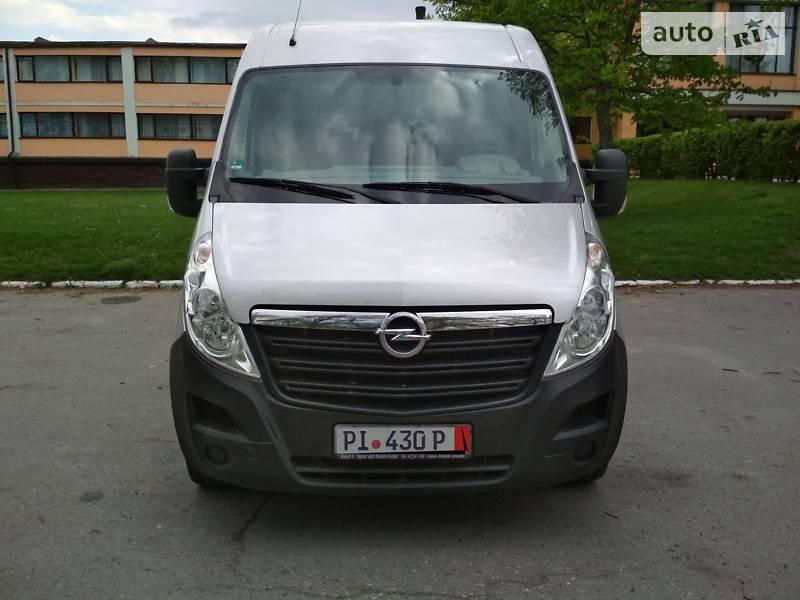 Opel Movano груз. 2014 в Житомире