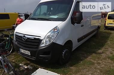 Opel Movano груз. 2014 в Ивано-Франковске