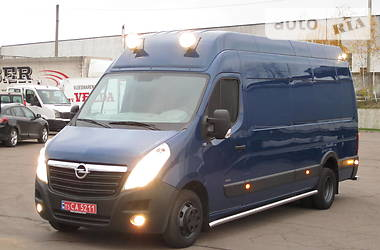 Opel Movano груз. 2013 в Ровно