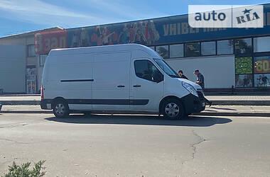 Микроавтобус грузовой (до 3,5т) Opel Movano груз. 2016 в Киеве