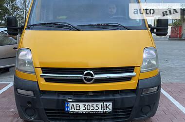 Мікроавтобус вантажний (до 3,5т) Opel Movano груз. 2005 в Вінниці