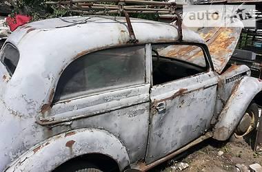 Opel Olimpia 1937 в Харькове