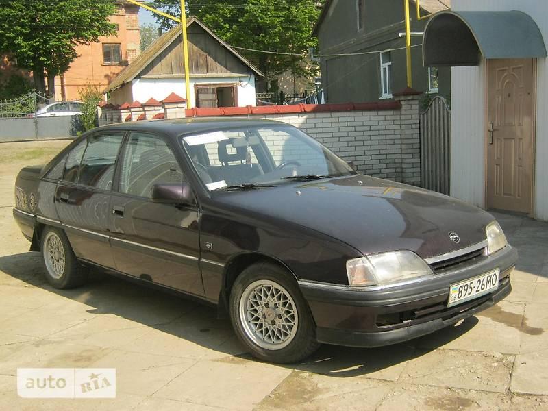 Opel Omega 1991 в Черновцах