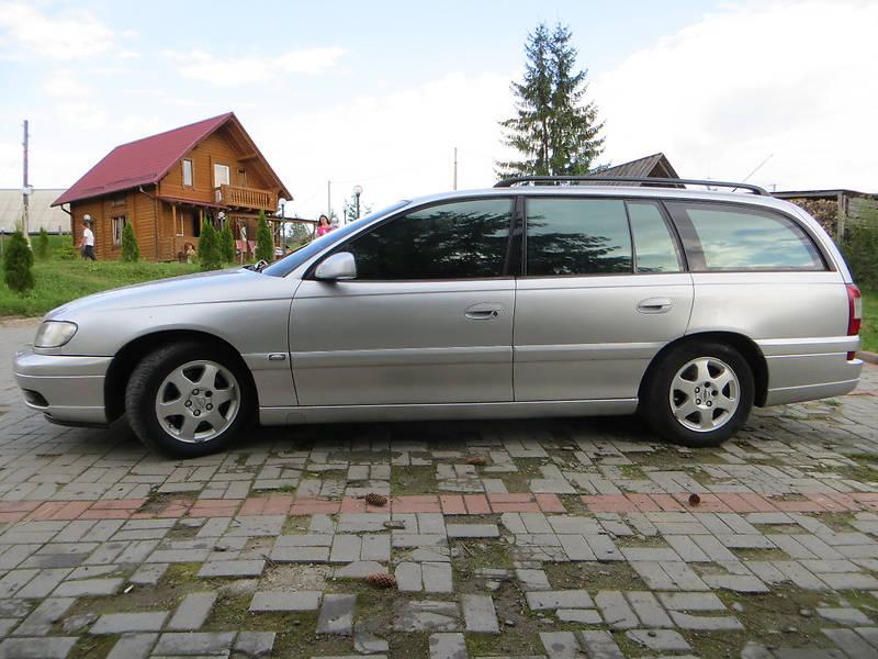 Opel Omega 2001 в Волочиске