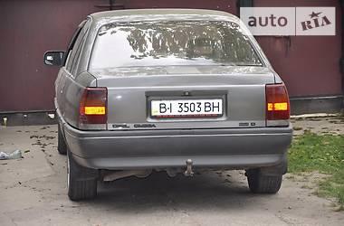 Opel Omega 1987