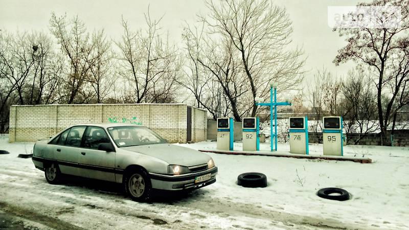 Opel Omega 1989 года