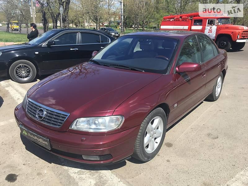 Opel Omega 2003 в Николаеве