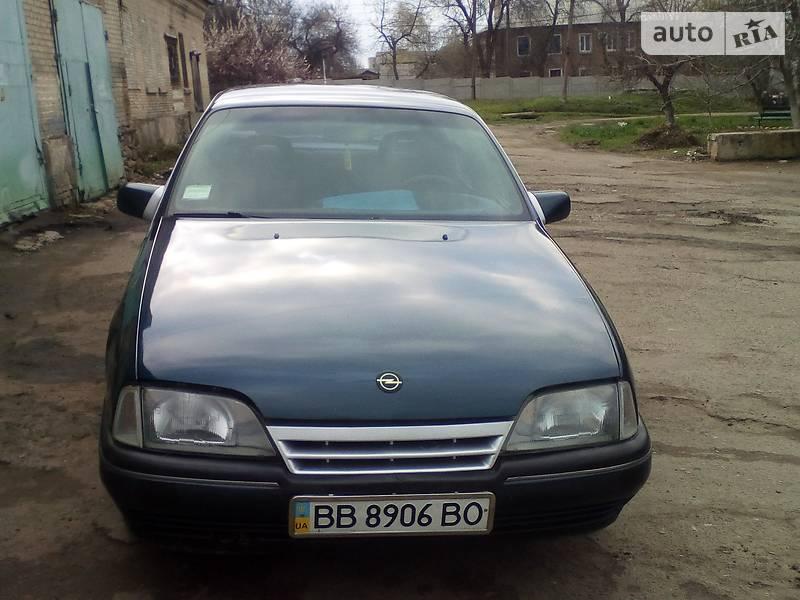 Opel Omega 1989 в Лисичанске