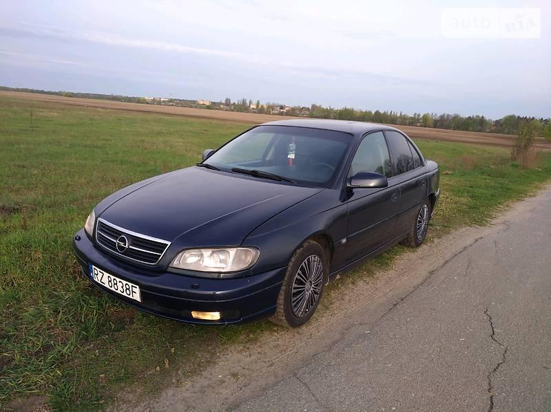 Opel Omega 2001 в Буче