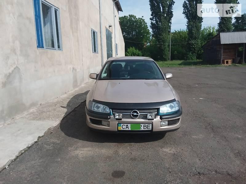 Opel Omega 1998 року