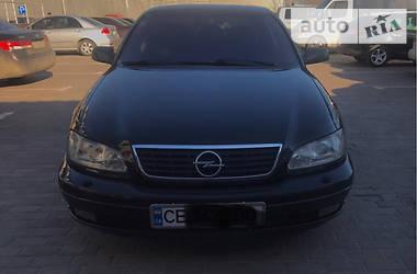 Opel Omega 2002 в Черновцах