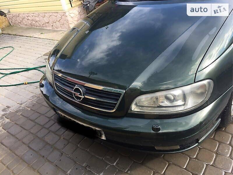 Opel Omega 2000 в Локачах