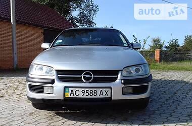 Opel Omega 1999 в Любешове