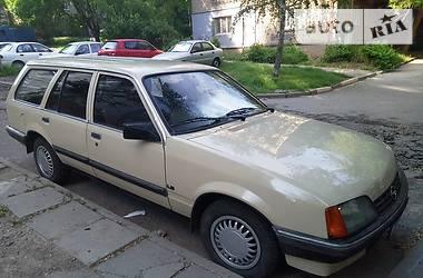 Opel Rekord 1986 в Запорожье