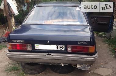 Opel Rekord 1980 в Перемышлянах