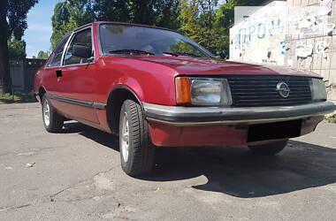 Седан Opel Rekord 1979 в Киеве