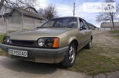 Opel Rekord 1983 в Чернівцях