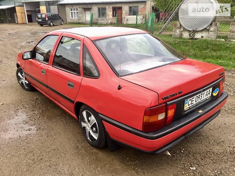 Opel Vectra A 1990 в Сторожинце