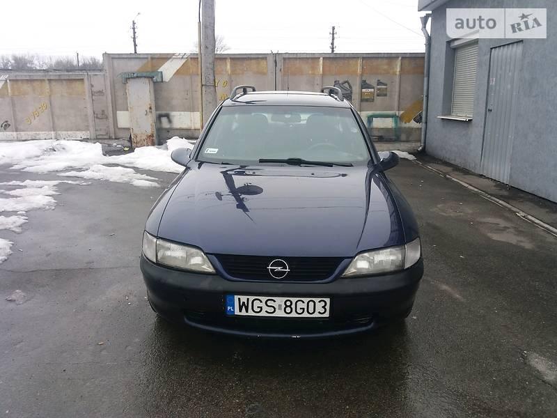 Opel Vectra B 1998 в Каменском