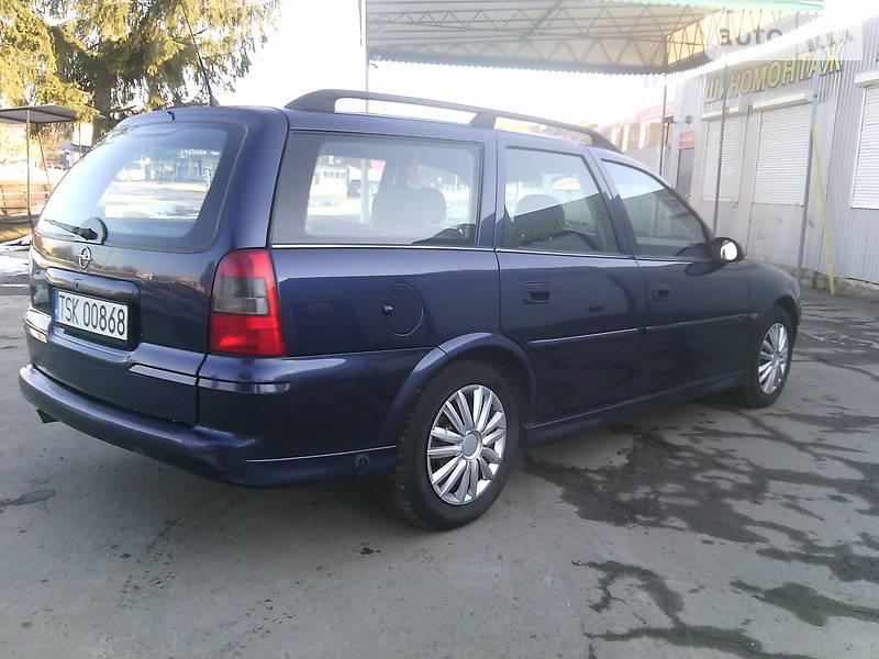 Opel Vectra B 1999 в Корсуне-Шевченковском