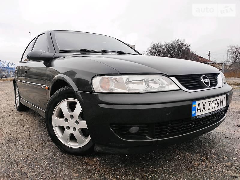 Opel Vectra B 2001 в Харькове