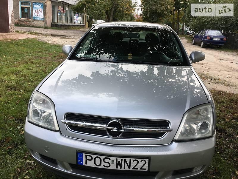 Opel Vectra C 2003 в Ковеле