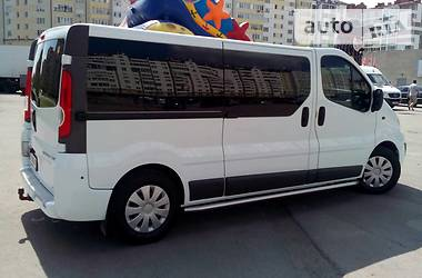 Opel Vivaro груз.-пасс. 2012