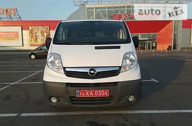 Opel Vivaro груз.-пасс. 2014 в Ровно