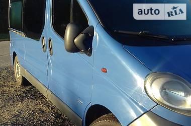 Opel Vivaro груз.-пасс. 2004 в Полтаве
